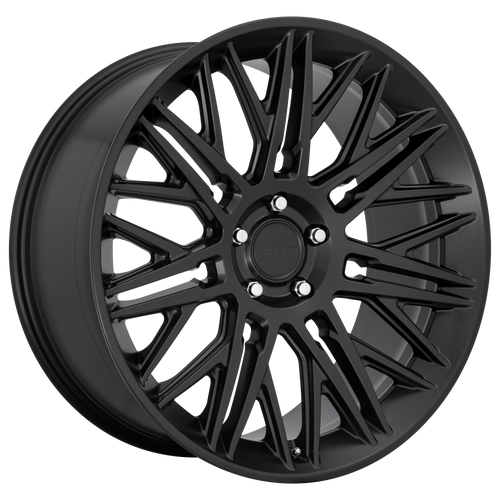 Rotiform JDR 22x10 25MM 5x130 MATTE BLACK R164220046+25