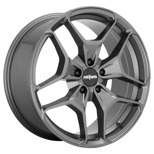 Rotiform HUR 19x8.5 45MM 5x112 ANTHRACITE R172198543+45