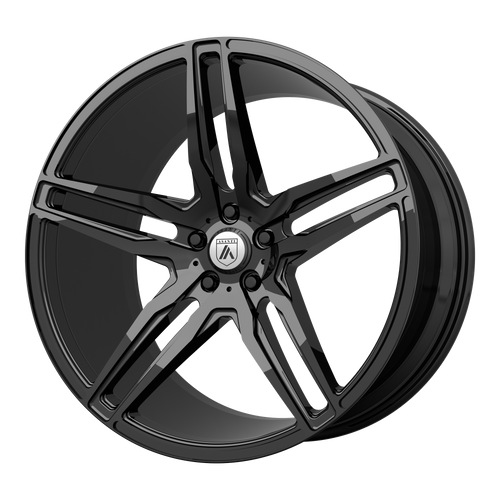 Asanti Black ABL-12 ORION 20x8.5 38MM 5x110 GLOSS BLACK ABL12-20854238BK