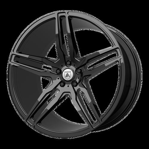 Asanti Black ABL-12 ORION 20x9 15MM 5x115 GLOSS BLACK ABL12-20901515BK