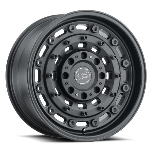 Black Rhino ARSENAL 17x9.5 -18MM 5x127 MT - Matte 1795ARS-85127M71