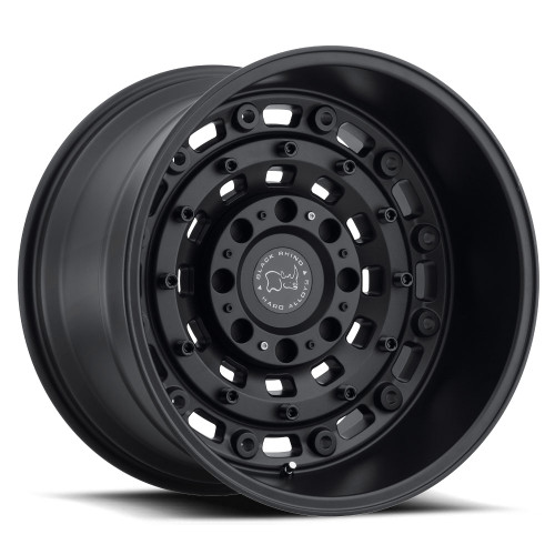 Black Rhino ARSENAL 17x9.5 -18MM 8x165.1 MT - Matte 1795ARS-88165M22