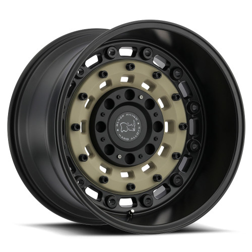 Black Rhino ARSENAL 17x9.5 -18MM 8x180 MT - Matte 1795ARS-88180D25