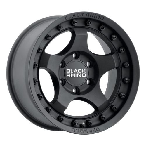 Black Rhino BANTAM 16x8 -10MM 6x139.7 MT - Matte 1680BTM-06140M12