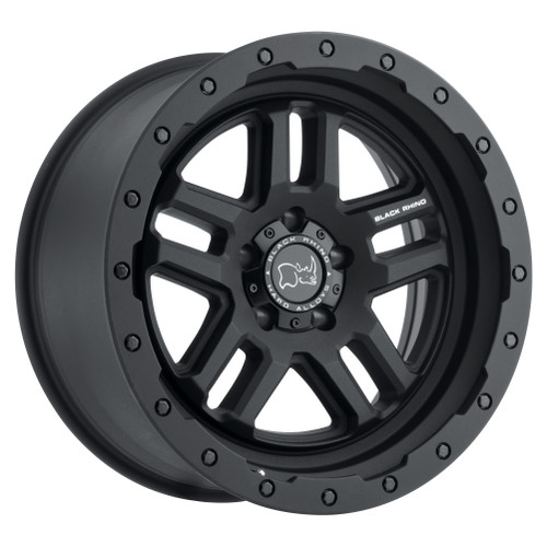 Black Rhino BARSTOW 18x8 30MM 5x110 MT - Matte 1880BTW305110M72
