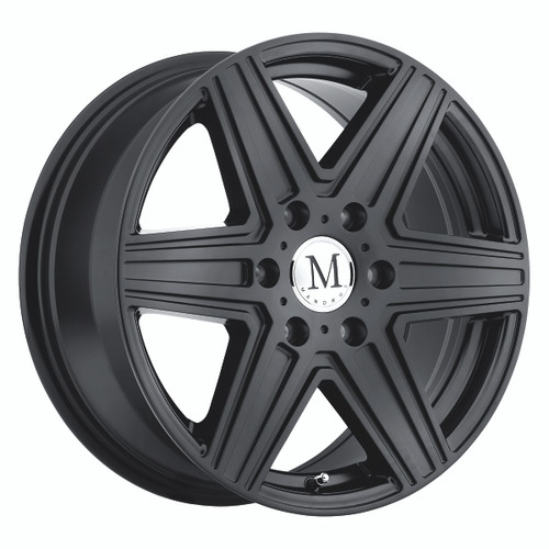 Mandrus ATLAS 18x8 52MM 6x130 MT - Matte 1880MAT526130M84