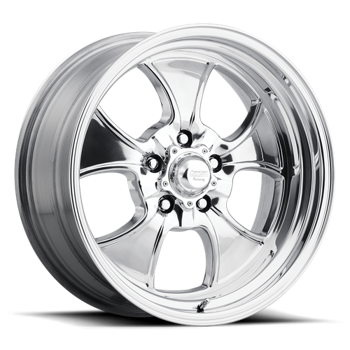 American Racing VN450 HOPSTER 17x8 -25MM 5x120 TWO-PIECE POLISHED VN450786135