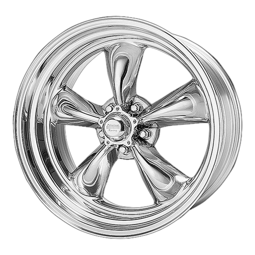 American Racing VN505 TORQ THRUST II 14x6 -2MM 5x114.3 POLISHED VN5054665