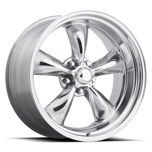American Racing VN515 TORQ THRUST II 1 PC 14x6 -2MM 5x114.3 POLISHED VN5154665