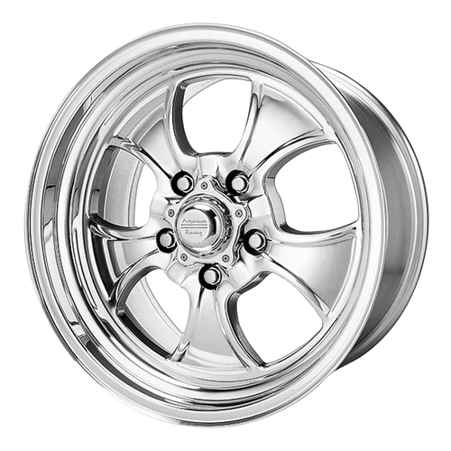 American Racing VN450 HOPSTER 15x7 -5MM 5x120 POLISHED VN5505761