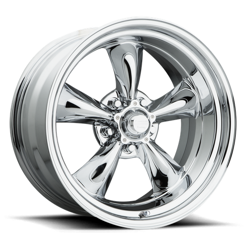 American Racing VN615 TORQ THRUST II 1 PC 14x6 -2MM 5x114.3 CHROME VN6154665