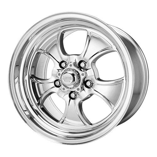 American Racing VN450 HOPSTER 15x7 -6MM 5x120 TWO-PIECE CHROME VNC450576137