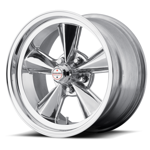 American Racing VNT71R 17x8 00MM 5x114.3 POLISHED VNT71R7865