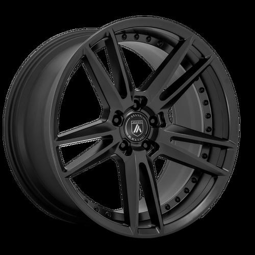 Asanti Black ABL-33 REIGN 20x10.5 20MM 5x115 SATIN BLACK ABL33-20051520SB