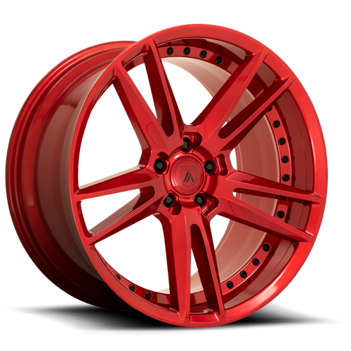 Asanti Black ABL-33 REIGN 20x9 15MM 5x115 CANDY RED ABL33-20901515RD