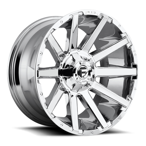Fuel Offroad CONTRA 20x10 -19MM 6x135/6x139.7 CHROME PLATED D61420009846