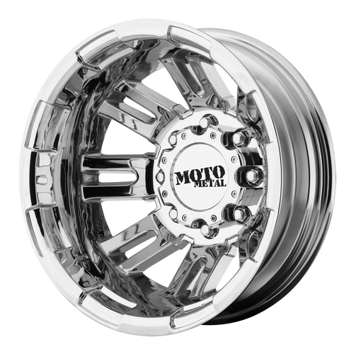 Moto Metal MO963 16x6 -134MM 8x165.1 PVD DUALLY - REAR MO96366080894N
