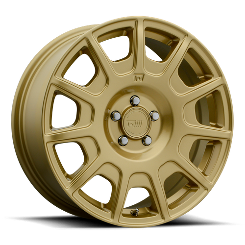 Motegi MR139 RF11 16x7.5 40MM 5x100 RALLY GOLD MR13967551640