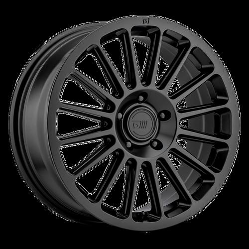 Motegi MR141 RS16 16x7.5 40MM 5x114.3 SATIN BLACK MR14167512740