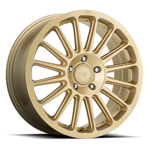 Motegi MR141 RS16 16x7.5 40MM 5x100 RALLY GOLD MR14167551640