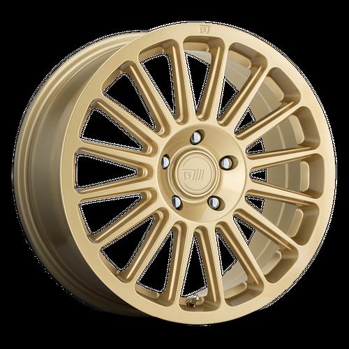 Motegi MR141 RS16 16x7.5 40MM 5x112 RALLY GOLD MR14167557640