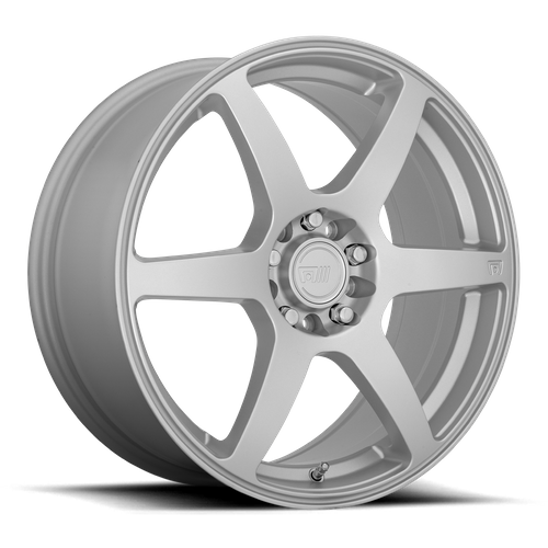 Motegi MR143 CS6 15x6.5 40MM 4x100/4x108 HYPER SILVER MR14356508440