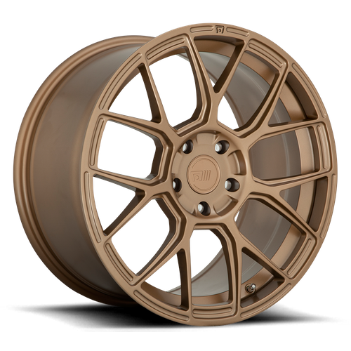 Motegi MR147 CM7 17x8 38MM 5x110 MATTE BRONZE MR14778042638