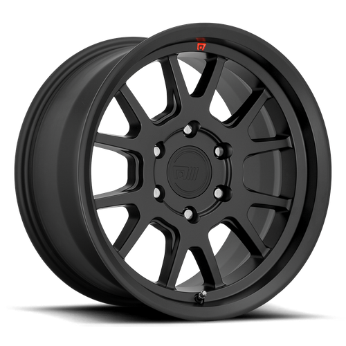 Motegi MR149 MT6 16x8 00MM 6x139.7 SATIN BLACK MR14968068700