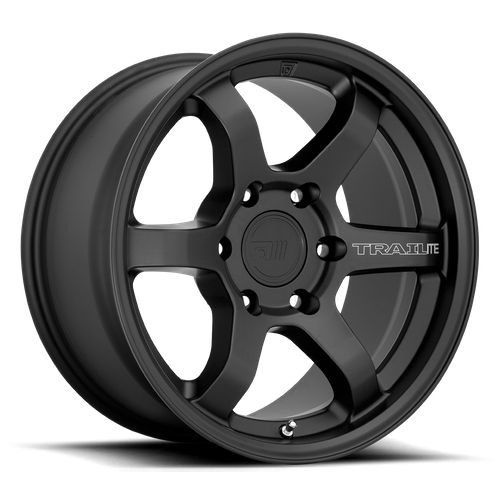 Motegi MR150 TRAILITE 16x8 00MM 6x139.7 SATIN BLACK MR15068068700
