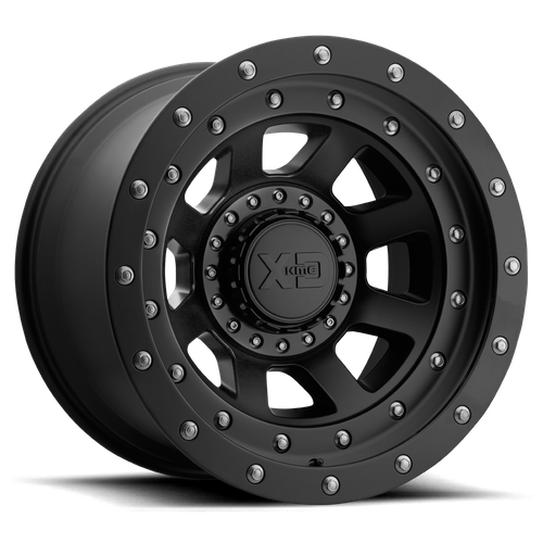 Xd XD137 FMJ 17x9 -12MM 5x150 SATIN BLACK XD13779058712N