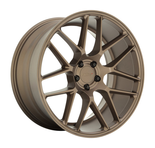 Tsw TAMBURELLO 19x8.5 42MM 5x112 MATTE BRONZE 1985TBR425112Z66