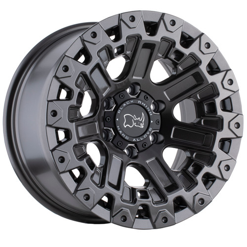 Black Rhino OZARK 17x9.5 12MM 6x114.3 1795ZRK126114G76