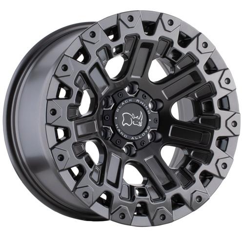 Black Rhino OZARK 17x9.5 12MM 6x120 1795ZRK126120G67