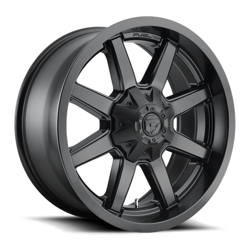 Fuel Offroad MAVERICK 20x8.25 105MM 10x225 SATIN BLACK D4362082A9