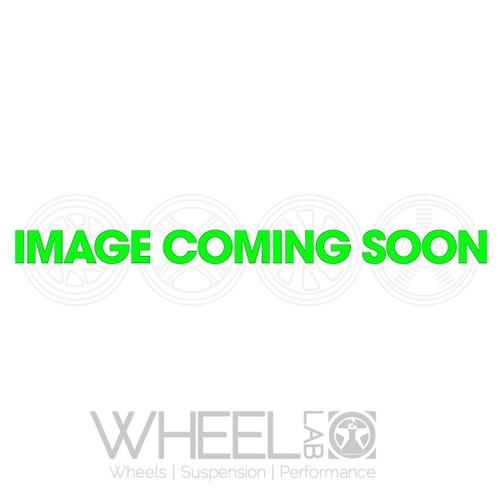 Bbs CI-R 19x9 42MM 5x112 Satin Black Polished Rim Protector CI2201BPO