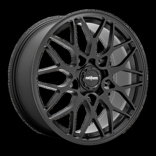 Rotiform SGN 20x9 20MM 5x120 MATTE BLACK R190209021+20