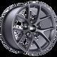 Bbs SR 18x10 41MM 5x130 Satin Grey SR021SG