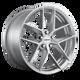 Rotiform FLG 18x8.5 45MM 5x112 GLOSS SILVER R133188543+45