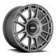 Rotiform OZR 18x8.5 35MM 5x100/5x114.3 MATTE ANTHRACITE R158188503+35