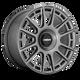 Rotiform OZR 18x8.5 45MM 5x112 MATTE ANTHRACITE R158188543+45