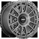 Rotiform OZR 19x8.5 45MM 5x112/5x120 MATTE ANTHRACITE R1581985F4+45