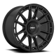 Rotiform OZR 19x8.5 45MM 5x112 MATTE BLACK R159198543+45