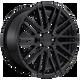 Niche ANZIO 22x9 38MM 5x114.3 GLOSS BLACK M164229065+38