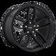 Niche VOSSO 19x9.5 38MM 5x112 MATTE BLACK M203199544+38
