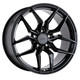 Tsw SILVANO 19x8.5 42MM 5x112 GLOSS BLACK 1985SVN425112B66