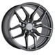 Tsw SILVANO 19x8.5 42MM 5x112 GLOSS GUNMETAL 1985SVN425112G66