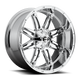 Fuel Offroad HOSTAGE 20x10 -18MM 8x165.1 CHROME PLATED D53020008247