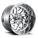 Fuel Offroad TRITON 20x10 -19MM 6x135/6x139.7 CHROME PLATED D60920009846
