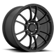 Motegi MR146 SS6 17x8.5 35MM 5x112 SATIN BLACK MR14678557735