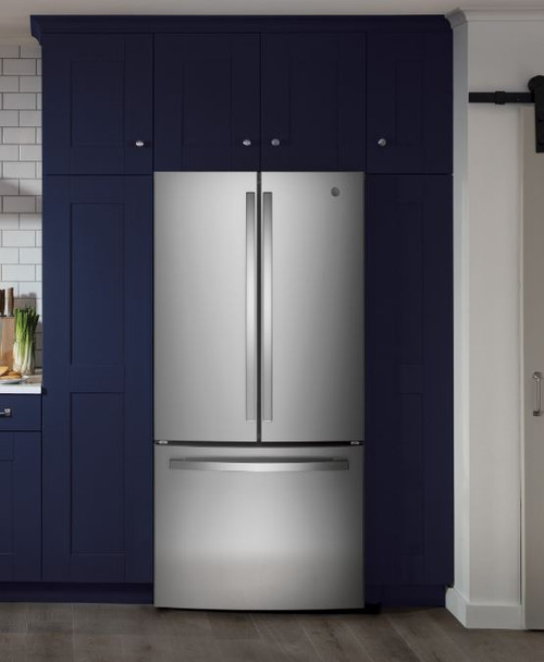 24.7 cu. Ft. Energy Star French-Door Refrigerator- Stainless Steel